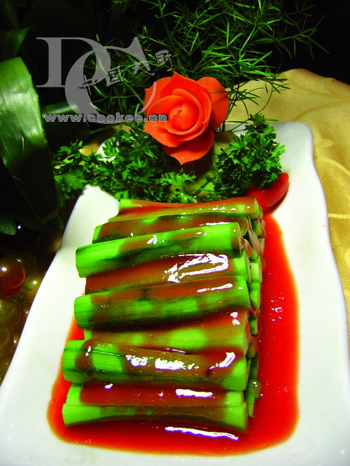 中国大厨凉菜造型设计